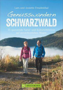 Genusswandern Schwarzwald von Freudenthal,  Lars und Annette