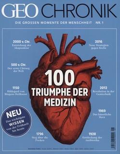 GEO Chronik 01/2017 von Kucklick,  Christoph
