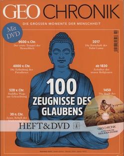GEO Chronik 02/2018 mit DVD von Kucklick,  Christoph
