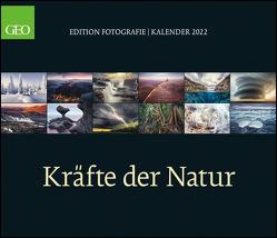 GEO Edition: Die Kräfte der Natur 2022 – Wand-Kalender – Poster-Kalender – 70×60