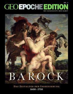 GEO Epoche Edition / GEO Epoche Edition 1/2010 – Barock von Schaper,  Michael
