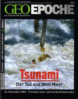GEO Epoche / GEO Epoche 16/2005 – Tsunami von Schaper,  Michael