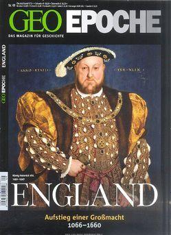 GEO Epoche / GEO Epoche 49/2011 – England