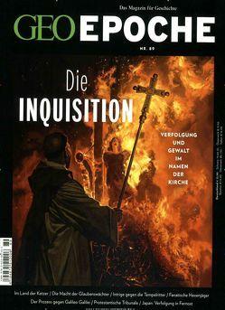 GEO Epoche / GEO Epoche 89/2018 – Die Inquisition von Schaper,  Michael