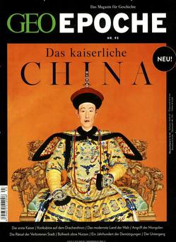 GEO Epoche / GEO Epoche 93/2018 – Das kaiserliche China von Schaper,  Michael