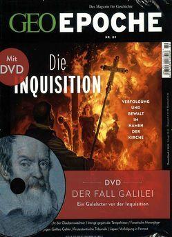 GEO Epoche / GEO Epoche mit DVD 89/2018 – Die Inquisition von Schaper,  Michael