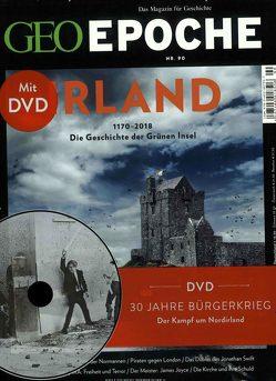 GEO Epoche / GEO Epoche mit DVD 90/2018 – Irland von Schaper,  Michael