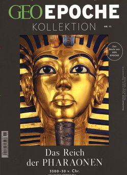GEO Epoche Kollektion / GEO Epoche Kollektion 11/2018 – Das Reich der Pharaonen von Schaper,  Michael