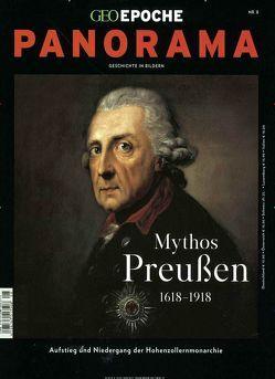 GEO Epoche PANORAMA / GEO Epoche Panorama 08/2016 – Preußen von Schaper,  Michael