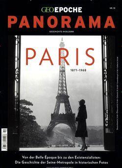 GEO Epoche PANORAMA / GEO Epoche PANORAMA 10/2017 – Paris von Schaper,  Michael