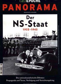 GEO Epoche PANORAMA / GEO Epoche PANORAMA 11/2018 – Der NS-Staat (1933-45) von Schaper,  Michael