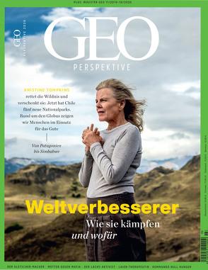 GEO Perspektive 3/20 – Weltverbesserer von Schröder,  Jens, Wolff,  Markus