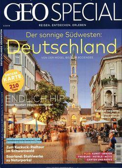 GEO Special / GEO Special 02/2018 – Deutschlands Südwesten von Kucklick,  Christoph, Nielsen,  Lars