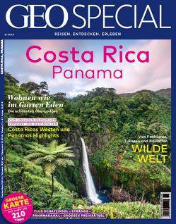 GEO Special / GEO Special 06/2018 – Costa Rica von Kucklick,  Christoph, Nielsen,  Lars