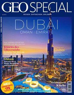 GEO Special / GEO Special 06/2016 – Dubai, Oman, Emirate von Kucklick,  Christoph