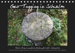 Geo-Tagging in Schwelm (Tischkalender 2019 DIN A5 quer) von Barth,  Michael