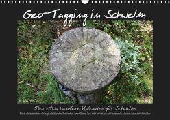 Geo-Tagging in Schwelm (Wandkalender 2019 DIN A3 quer)