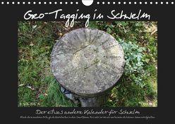 Geo-Tagging in Schwelm (Wandkalender 2019 DIN A4 quer) von Barth,  Michael