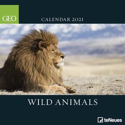 GEO Wild Animals 2021
