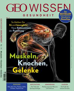 GEO Wissen Gesundheit 14/20 von Schaper,  Michael