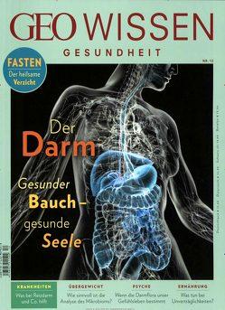 GEO Wissen Gesundheit / GEO Wissen Gesundheit mit DVD 12/19 – Der Darm von Schaper,  Michael