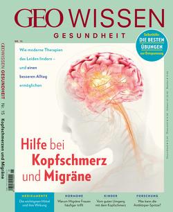 GEO Wissen Gesundheit / GEO Wissen Gesundheit mit DVD 15/20 von Schröder,  Jens, Wolff,  Markus