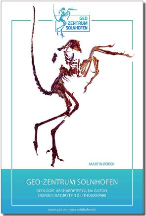 Geo-Zentrum Solnhofen – E-Book von Röper,  Martin