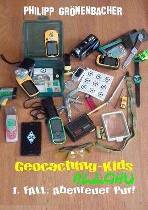 Geocaching-Kids Allgäu von Grönenbacher,  Philipp