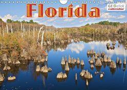 GEOclick calendar: Florida (Wandkalender 2019 DIN A4 quer) von Feske,  Klaus