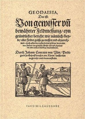 Geodaisia von Dürst,  Arthur, Ulmer,  Johann C
