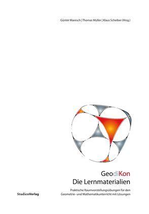 GeodiKon. Die Lernmaterialien von Maresch,  Günter, Mueller,  Thomas, Scheiber,  Klaus