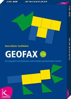 Geofax von Senftleben,  Hans-Günter