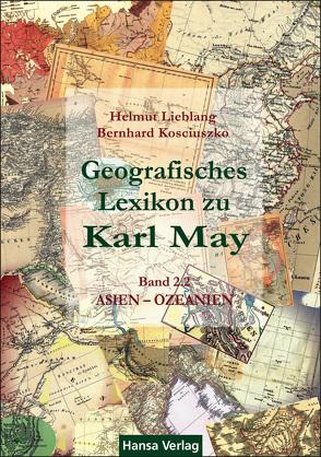 Geografisches Lexikon zu Karl May von Kosciuszko,  Bernhard, Lieblang,  Helmut