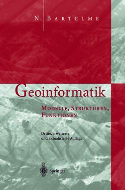 Geoinformatik von Bartelme,  Norbert