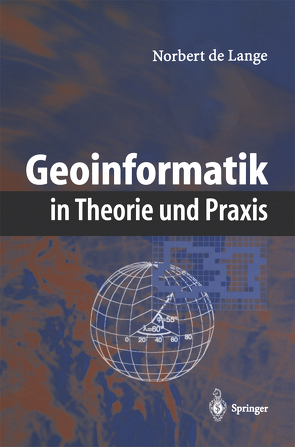 Geoinformatik von de Lange,  Norbert