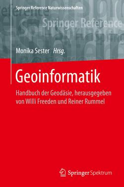 Geoinformatik von Sester,  Monika