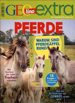 GEOlino extra 74/2019 – Pferde von Verg,  Martin