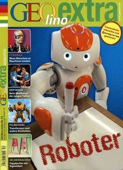 GEOlino Extra / GEOlino extra 52/2015 – Roboter von Verg,  Martin