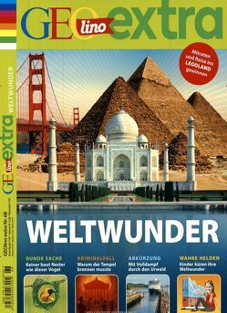 GEOlino Extra / GEOlino extra 68/2018 – Weltwunder von Verg,  Martin