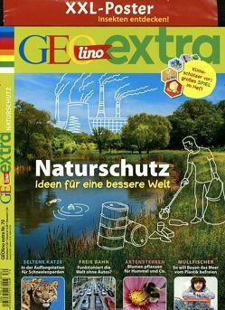 GEOlino Extra / GEOlino extra 70/2018 – Naturschutz von Verg,  Martin