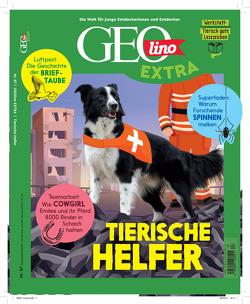 GEOlino Extra / GEOlino extra 87/2021 – Tierische Helfer von Wetscher,  Rosa