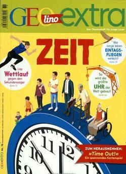 GEOlino extra mit DVD 76/19 von Verg,  Martin