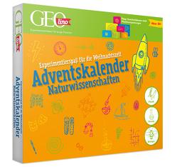 GEOlino Naturwissenschaften Adventskalender 2020 von Riegler,  Thomas