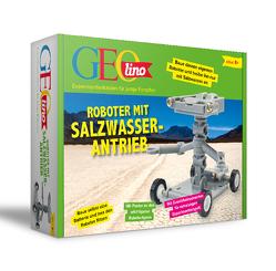 GEOlino – Roboter mit Salzwasserantrieb von Maas,  Annette