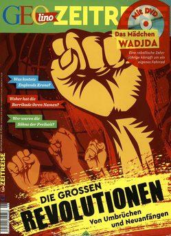 GEOlino Zeitreise mit DVD 06/2018 – Die großen Revolutionen von Verg,  Martin