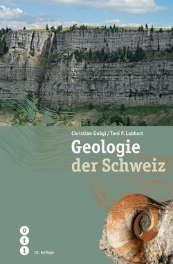 Geologie der Schweiz von Gnägi,  Christian, Labhart,  Toni P.
