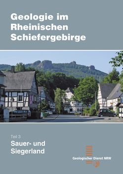 Geologie im Rheinischen Schiefergebirge von Oesterreich,  Beatrice, Ribbert,  Karl-Heinz, Wrede,  Volker