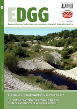 Geologie und Rohstoffgewinnung auf und um Rügen von Busch,  Sybille, Röhling,  Heinz-Gerd