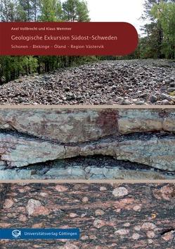 Geologische Exkursion Südost-Schweden von Vollbrecht,  Axel, Wemmer,  Klaus