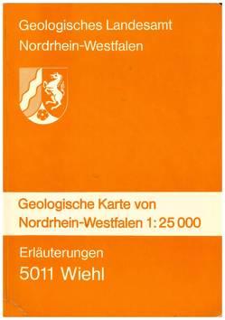 Geologische Karten von Nordrhein-Westfalen 1:25000 / Wiehl von Grabert,  Hellmut, Kamp,  Heinrich von, Wirth,  Werner